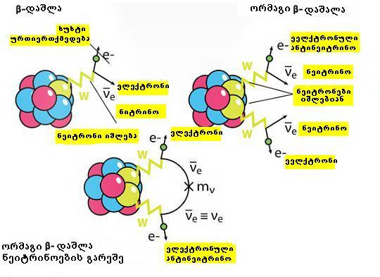 beta ormagi da chveulebrivi