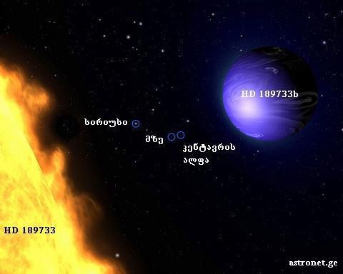 cisferi HD 189733