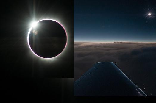მზის ოთხი ისტორიული დაბნელება