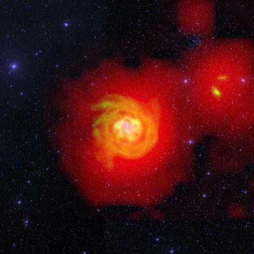 gazsadeniT NGC 6946
