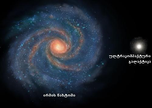 გალაქტიკის მკვრივი ბირთვი – ვარსკვლავების ფორმირების შეწყვეტის ინდიკატორი