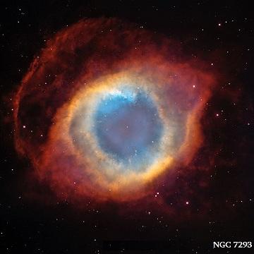 სურ 10- პლანეტარული ნისლეული NGC 7293