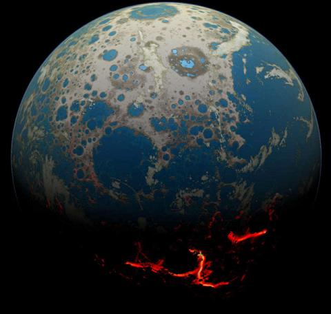 ნახშირბადი – სიცოცხლე…