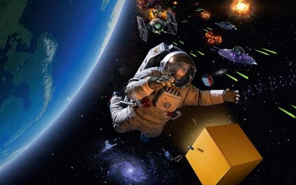 amo da astronavtebi