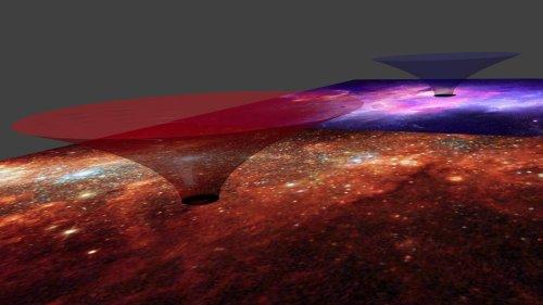 ირმის ნახტომი – განზომილებათა გზაჯვარედინი