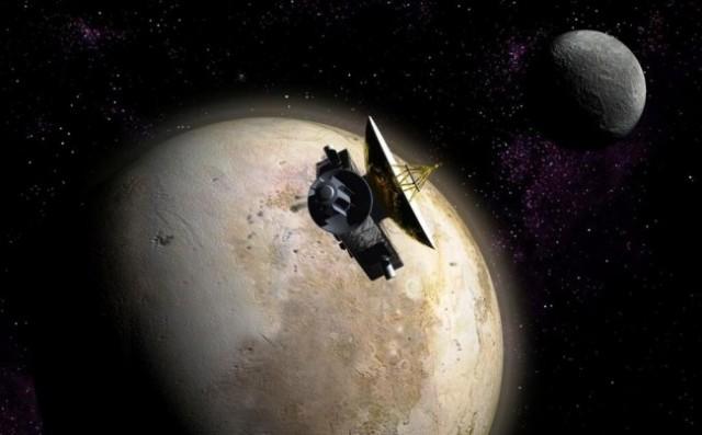 პლუტონი – გიგანტური კომეტა