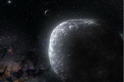 მზის სისტემის შორეული ობიექტის უჩვეულო ორბიტა