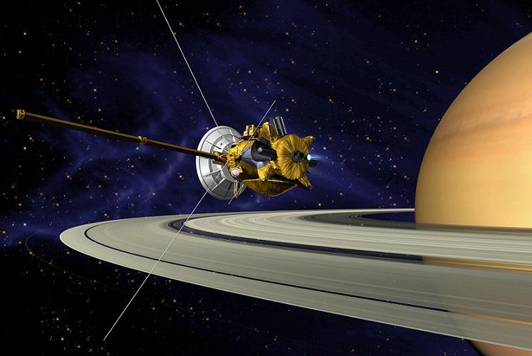 Cassini bolo