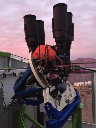 avtomaturi teleskopebis qseli