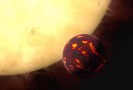 """""""სუპერ–დედამიწის"""" ატმოსფერო პირველად დაახასიათეს"""
