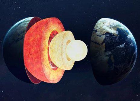 დედამიწის ბირთვის საიდუმლო