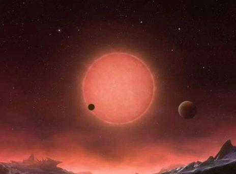 სამი ეგზოპლანეტა დედამიწიდან 40 სინათლის წლის მანძილზე