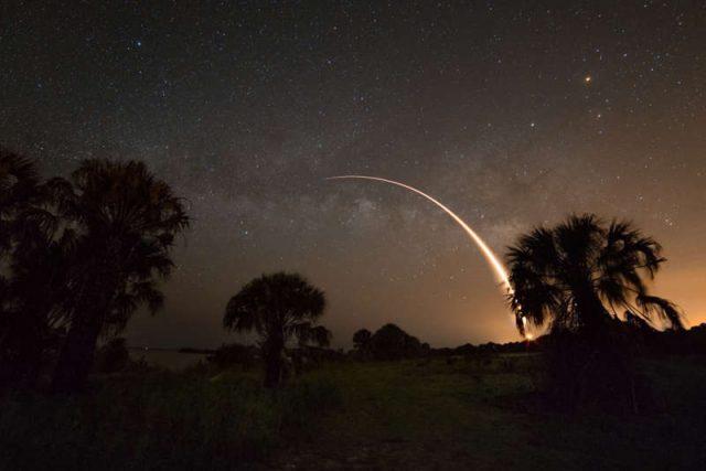 NASA-ს სარგებელი SpaceX-გან
