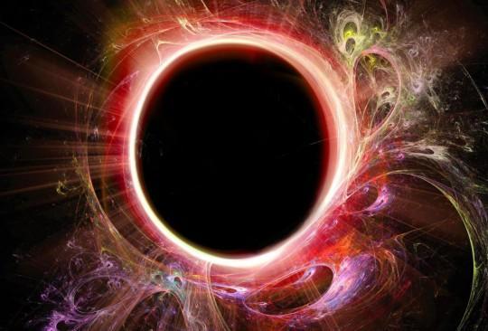რა დარჩება აორთქლებული შავი ხვრელის ადგილზე?