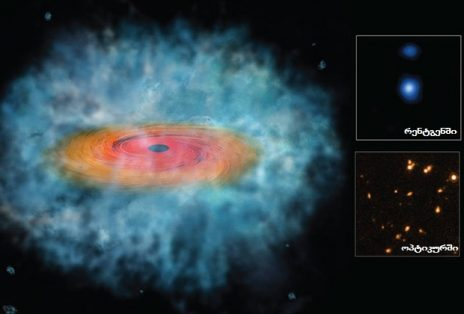 ზემასიური შავი ხვრელების წარმოშობა