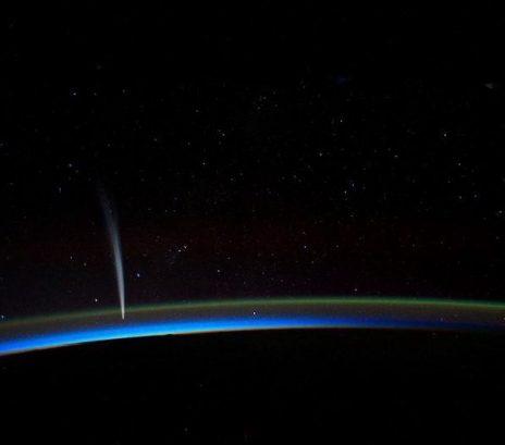 საფრთხე უხილავი კომეტების მხრიდან?