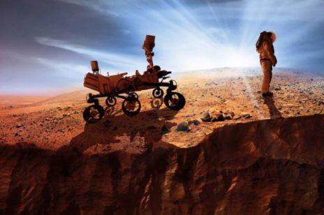 მაღალტექნოლოგიური ხელსაწყო მარსზე მყოფ ადამიანებს უმკურნალებს