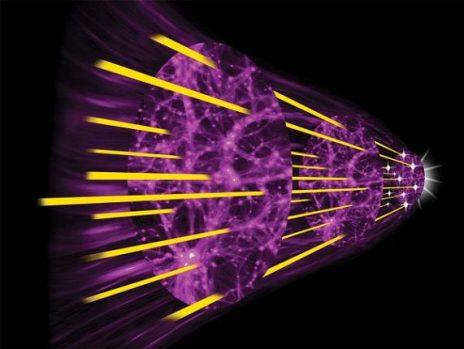 ასტრონომებმა სამყაროს უდიდესი რუკა შექმნეს