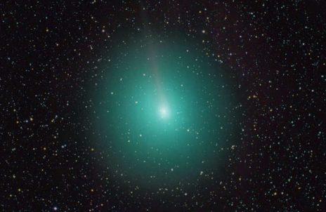 კომეტა 45P მოგვიახლოვდა