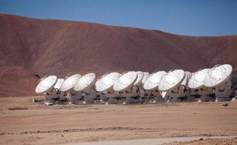 რადიო ობსერვატორია ALMA