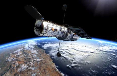 """""""ჰაბლმა"""" ბუნებრივ კოსმოსურ ტელესკოპში ჩაიხედა"""