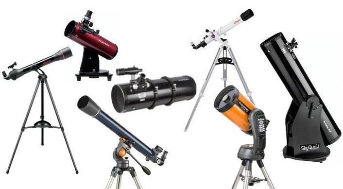 როგორ შევარჩიოთ ტელესკოპი?