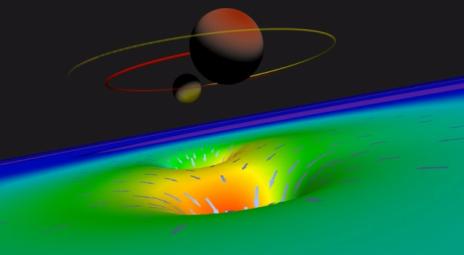 """""""გრავიტაცია ილუზიაა"""" – თეორია, რომლის მიხედვითაც გრავიტაციული ტალღები არ არსებობს"""