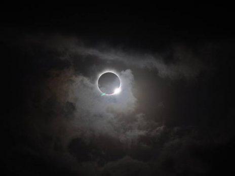 მზის ისტორიული დაბნელება საქართველოში