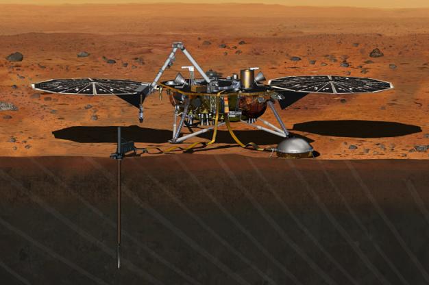 Mars InSight-ის სტარტი 2018 წლის მაისში განხორციელდება
